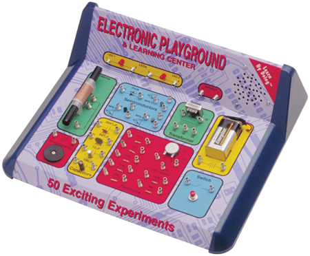 50-In-1 Electronic Playground Circuits Kit
