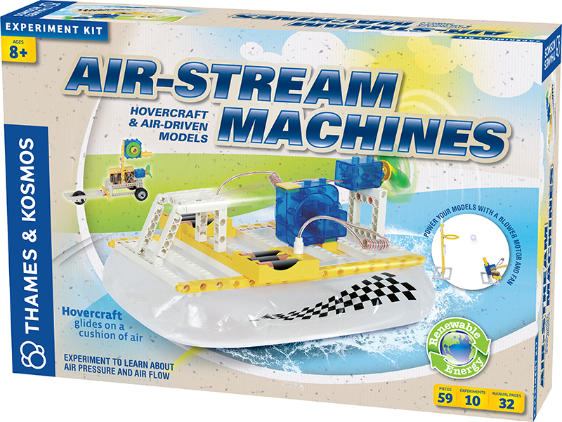 Air - Stream Machines
