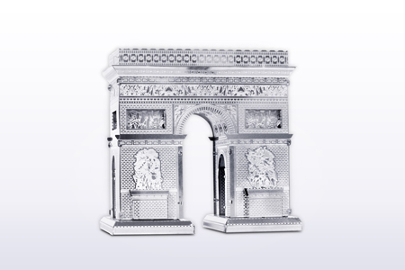 Arc De Triomphe Metal Marvel