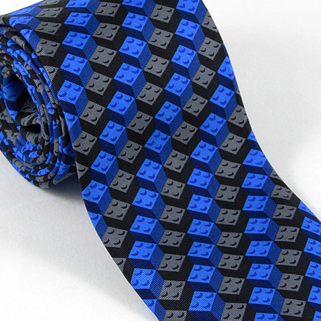 Building Blocks Tie