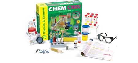Chem C1000 Kit by Thames and Kosmos