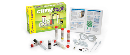 Chem C500 Kit by Thames and Kosmos