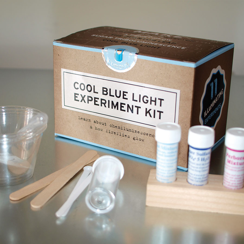 Cool Blue Light Experiment Kit