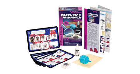 Forensics Fingerprint Lab by Thames and Kosmos