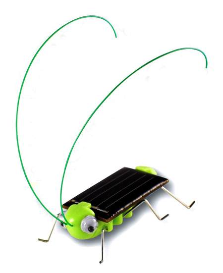 Frightened Grasshopper Solar Kit