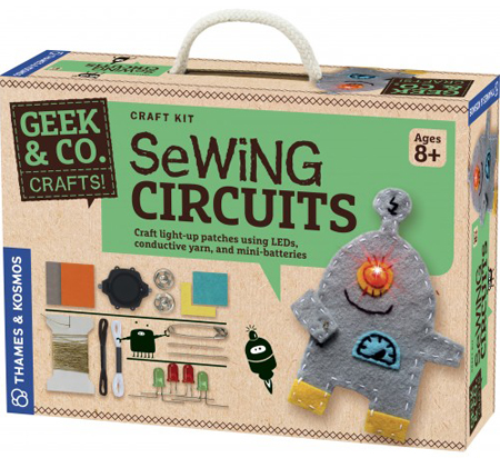 Geek & Co. Sewing Circuits
