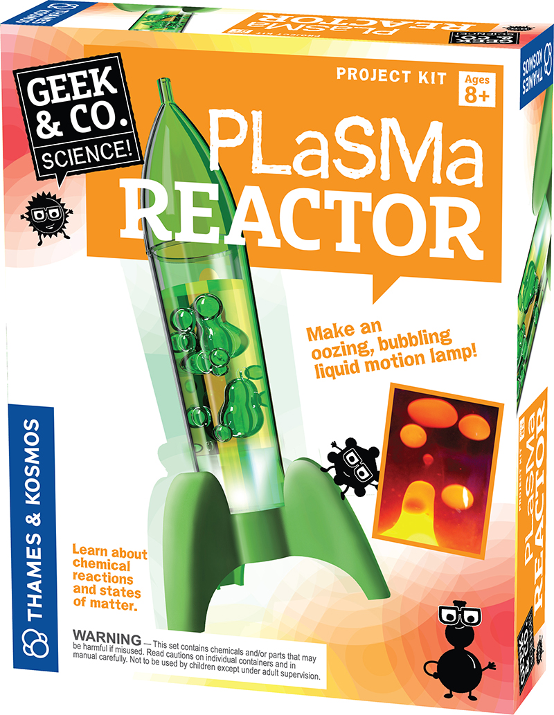 Geek Co - Plasma Reactor