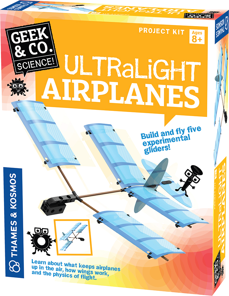 Geek Co - Ultralight Airplanes
