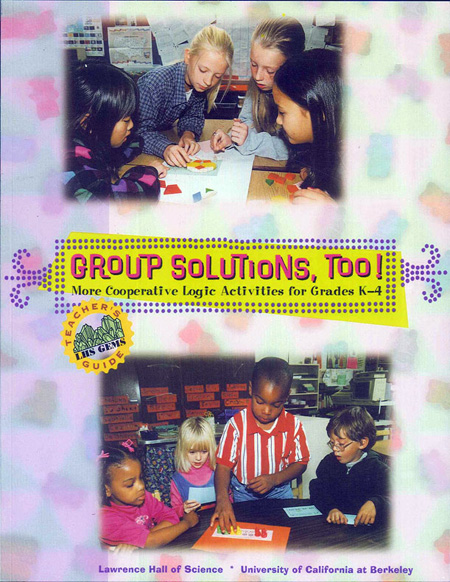 GEMS: Group Solutions, Too!