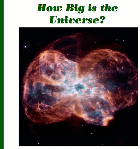 PASS: How Big is the Universe?