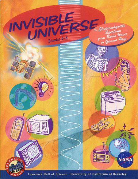 GEMS: Invisible Universe: The Electromagnetic Spectrum from Radio Waves to Gamma Rays