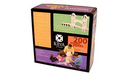Keva Maple Structures 200 Piece Set