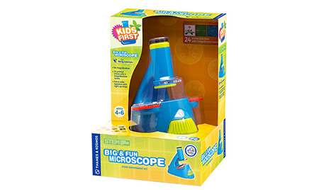 Kids First Microscope