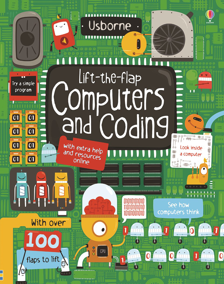 Computers and Coding (Lift the Flap)