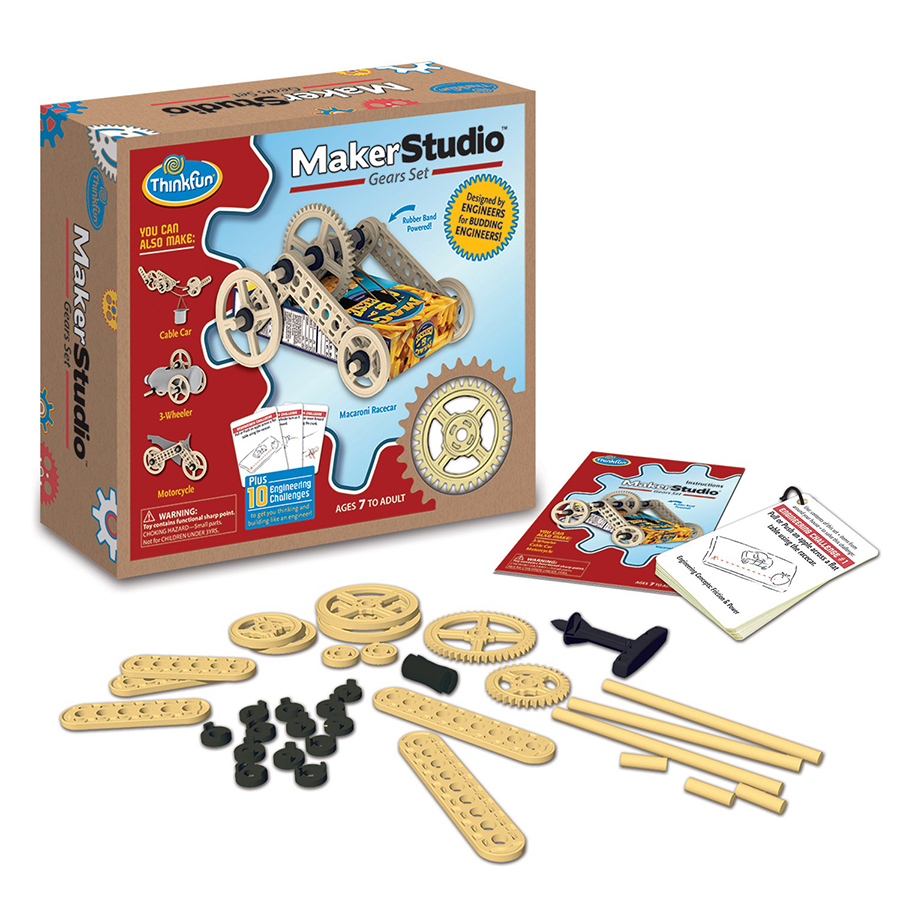 Maker Studio Gears Set
