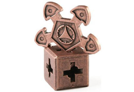 O'Gear Cast Puzzle - Hanayama Level 3