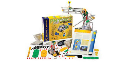 Physics Solar Workshop Kit by Thames and Kosmos