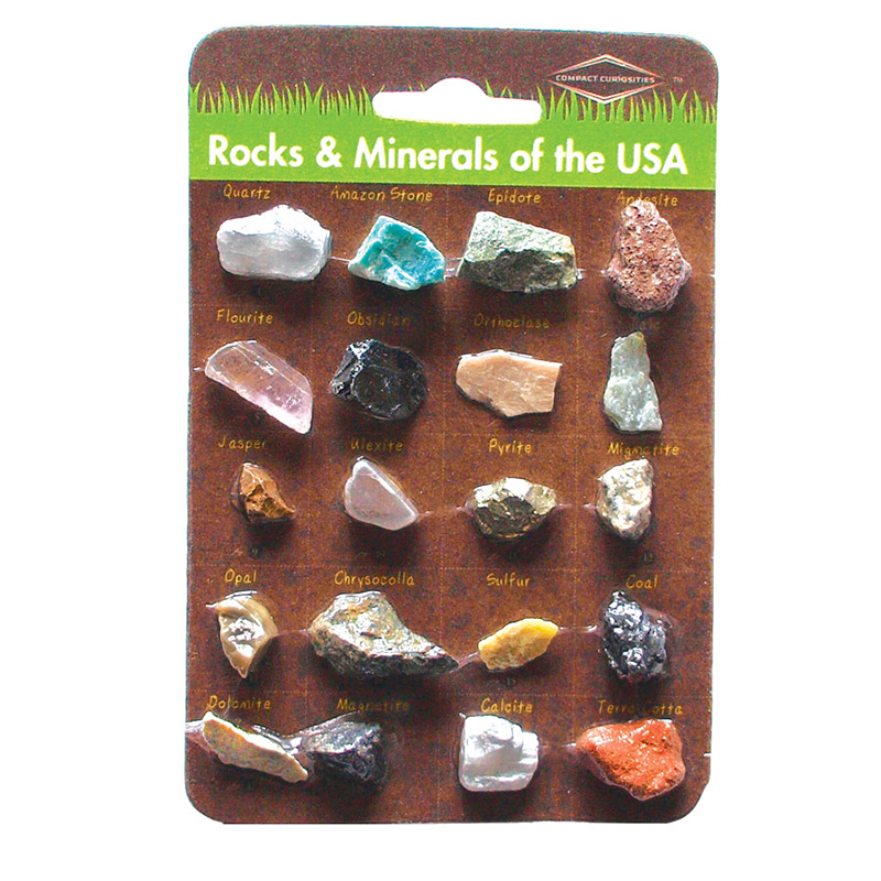 Rocks Of The Usa