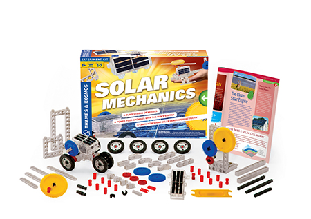 Solar Mechanics Science Kit  by Thames and Kosmos