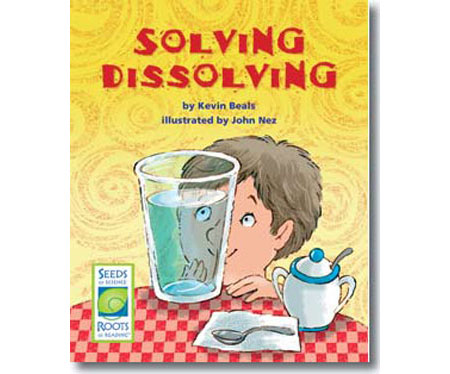 Solving Dissolving - Seeds of Science