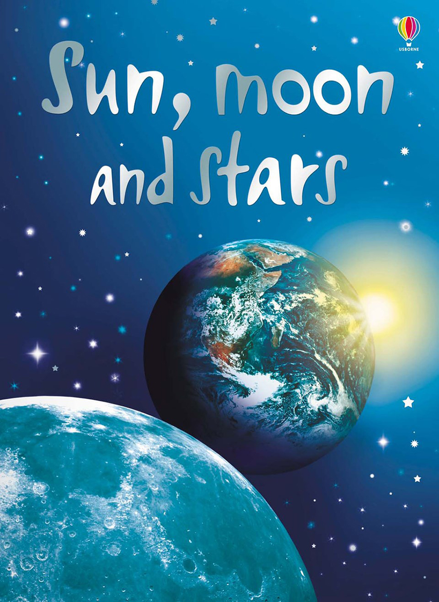 Sun, Moon And Stars (Beginners Nature)