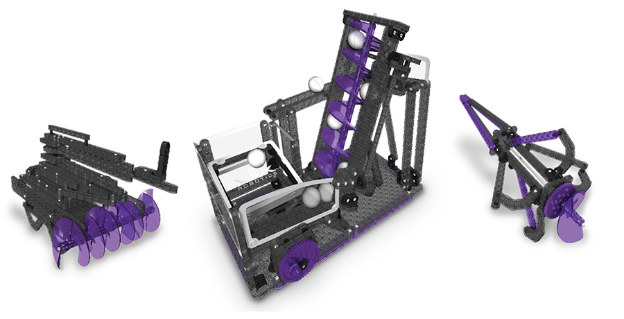 Hexbug- Vex Screw Lift Machine