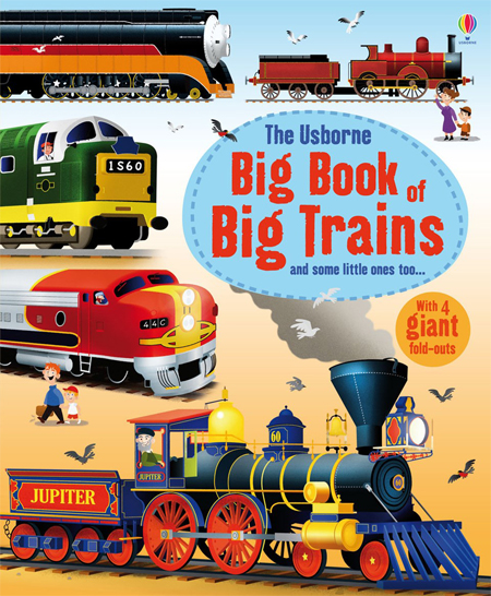 Big Book of Big Trains