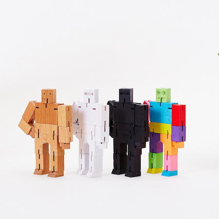 Cubebot Micro Assorted Colors