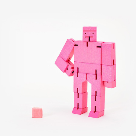Cubebot Small Assorted Colors