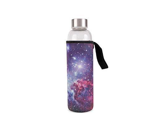 Glass Bottle - Galaxy