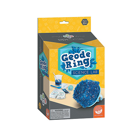 Stemulators Geode Ring