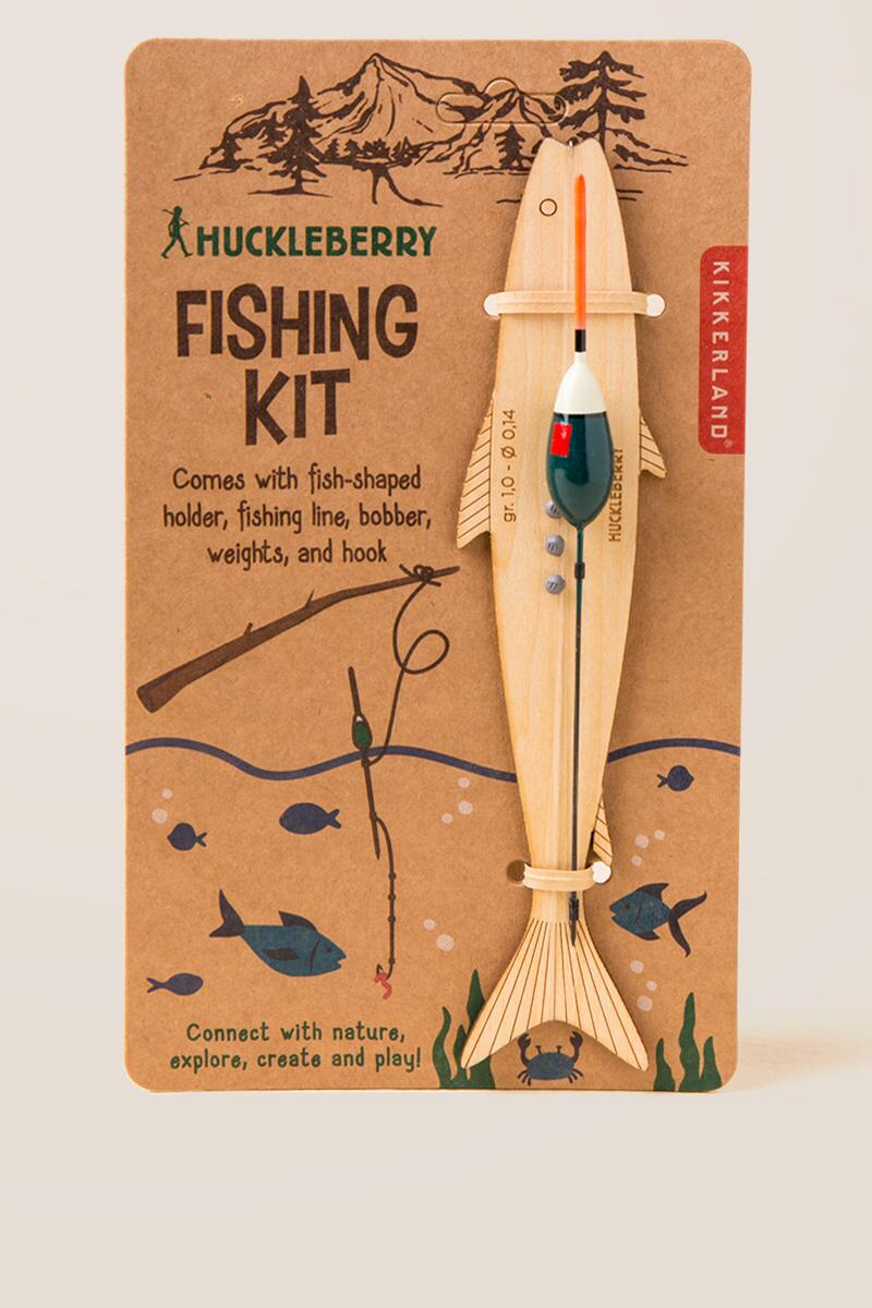 Huckleberry - Fishing Kit