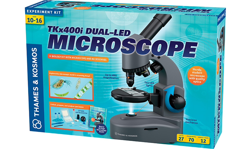 TKX400i Dual-LED Microscope by Thames and Kosmos