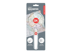 2-In-1 Magnifier