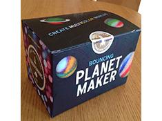 Bouncing Planet Maker
