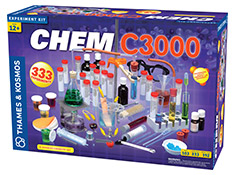 Chem C3000 Kit by Thames and Kosmos