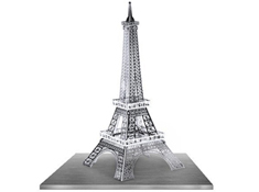 Eiffel Tower Metal Marvel
