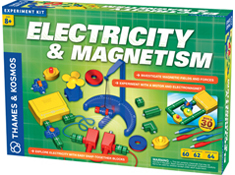 Electricity and Magnetism Science Kit  by Thames and Kosmos