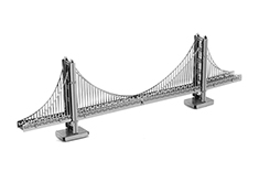 Golden Gate Bridge Metal Marvel