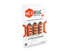 Hexbug Batteries 12-Pack