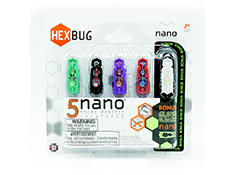 Hexbug - Nano 5-Pack Assortment
