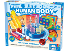 Human Body Science Kit by Thames and Kosmos