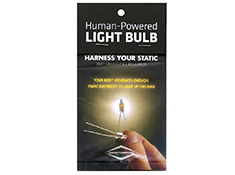 Human Powered Light