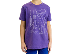 Lab Partners Youth T-shirt