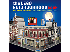 Lego the Neighborhood Book