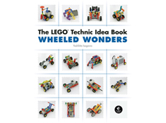 Lego Technic Idea Book: Wheeled Wonders