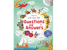 Questions and Answers (Lift the Flap)