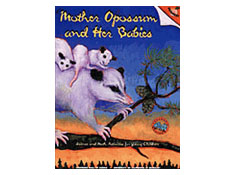 GEMS: Mother Opossum and Her Babies