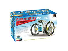 Robotikits 14-in-1 Solar Robot