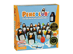 Pengoloo Wooden Memory Game